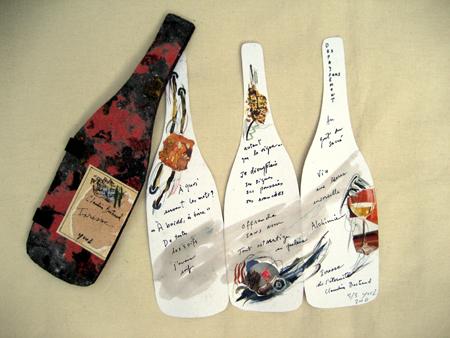 Les poètes et le vin / Youl |